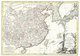 China: Map of China, Korea, Japan and Formosa by Rigobert Bonne (1727-1795), 1770